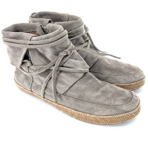 UGG Reid Moccasin Ankle Boots